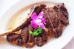 「ステーキBEST10」第3位 シグネチャー・プライム・ステーキ&シーフード(The Signature Prime Steak & Seafood)