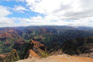 ハワイ諸島最古の島で大自然を堪能!カウアイ島日帰り観光ツアー
