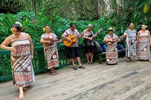 ハワイ諸島最古の島カウアイ島はアロハあふれるやさしい島でした。「カウアイ島日帰り観光」